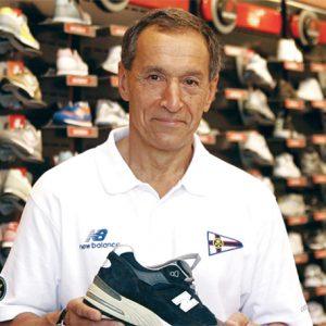 Jim Davis: The Greek Owner of New Balance Running Shoes