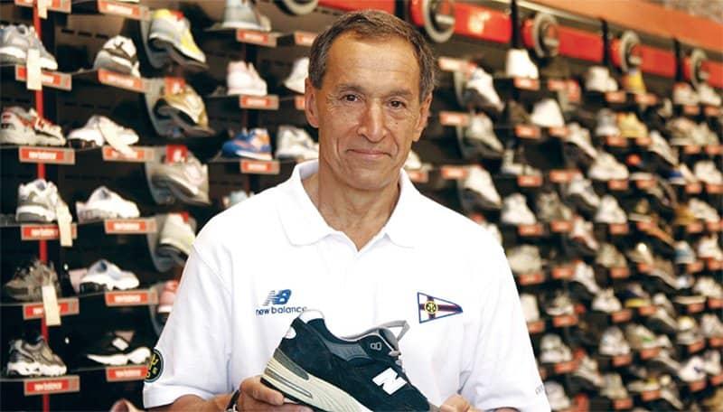 Jim Davis: The Greek Owner Of New Balance Running Shoes | Greek Gateway