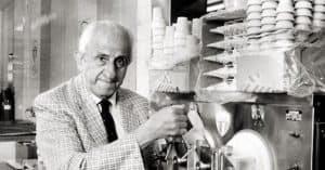 Tom Carvel, The Greek Inventor of Soft Ice Cream in America