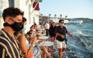 Mykonos Prepares to Party Like Before Covid