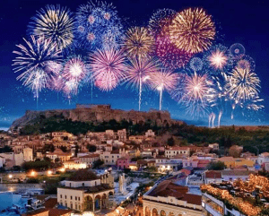 The Beauty of Greece During the Strange Holidays of 2020