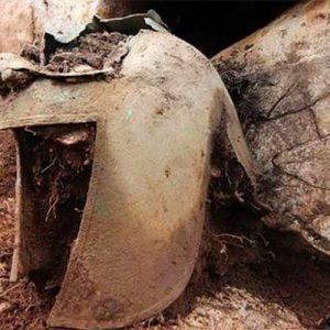 Greek Warrior Helmet from 7th Century BC Found in Croatia