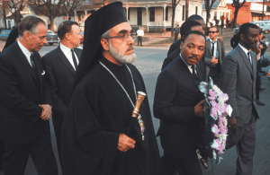 The Greek Archbishop That Marched With Martin Luther King Jr.