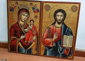 18th Century Stolen Greek Icons Returned to Greece from Lebanon