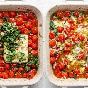 The Viral Tik Tok Greek Feta Pasta Recipe