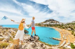 Greece Set to Open to Tourists on May 15, 2021