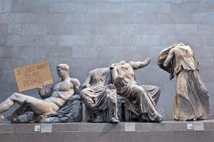 UK PM Boris Johnson Rules Out Return of Parthenon Marbles to Greece