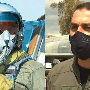 Greek Pilot Voted NATO's Best Warrior for 2020
