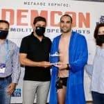 Greek Ultra Swimmer Sets Guinness World Record With Amazing 358 km 7 Day Swim