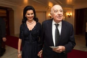 Vicky Safra: The Richest Greek Woman in the World Inherits 90B Empire