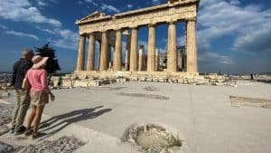 Acropolis Makeover Gets Backlash From Critics