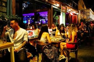Greece Imposes No Standing Allowed at Restaurants, Nightclubs, and Bars