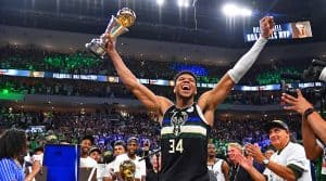 Giannis Antetokounmpo: From the Streets of Athens to NBA Champion