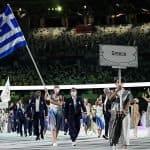 Tokyo Olympics Ceremony Missing Greek Anthem and Greek Flag Raising