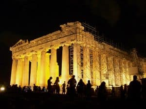 The Secrets of the Parthenon 2500 Years Later