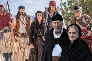 Greek War of Independence Movie 'Cliffs of Freedom' Available to Stream